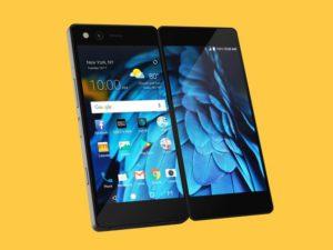 ZTE wants to make dual-screen phones happen